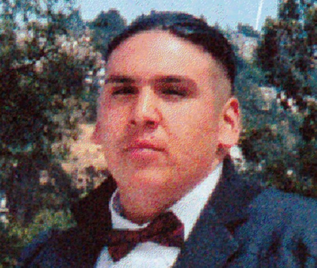 Alberto Casillas, who was an aspiring police officer, was shot and killed Jan. 7, 2007.