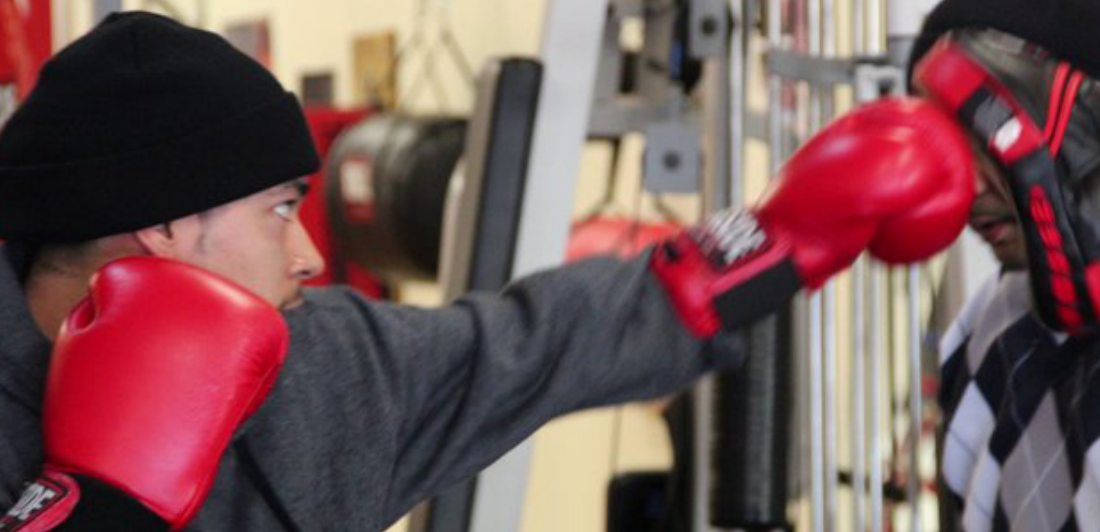 VIDEO: Mission Boxing Trainer, Kenneth Watson