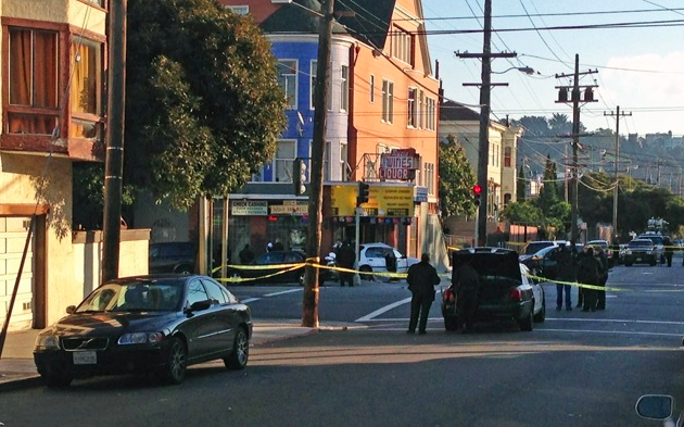 Two Dead in Collision on 21st St. and South Van Ness Ave.