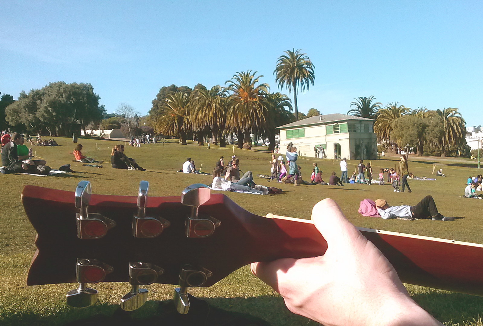 SNAP: Park Days