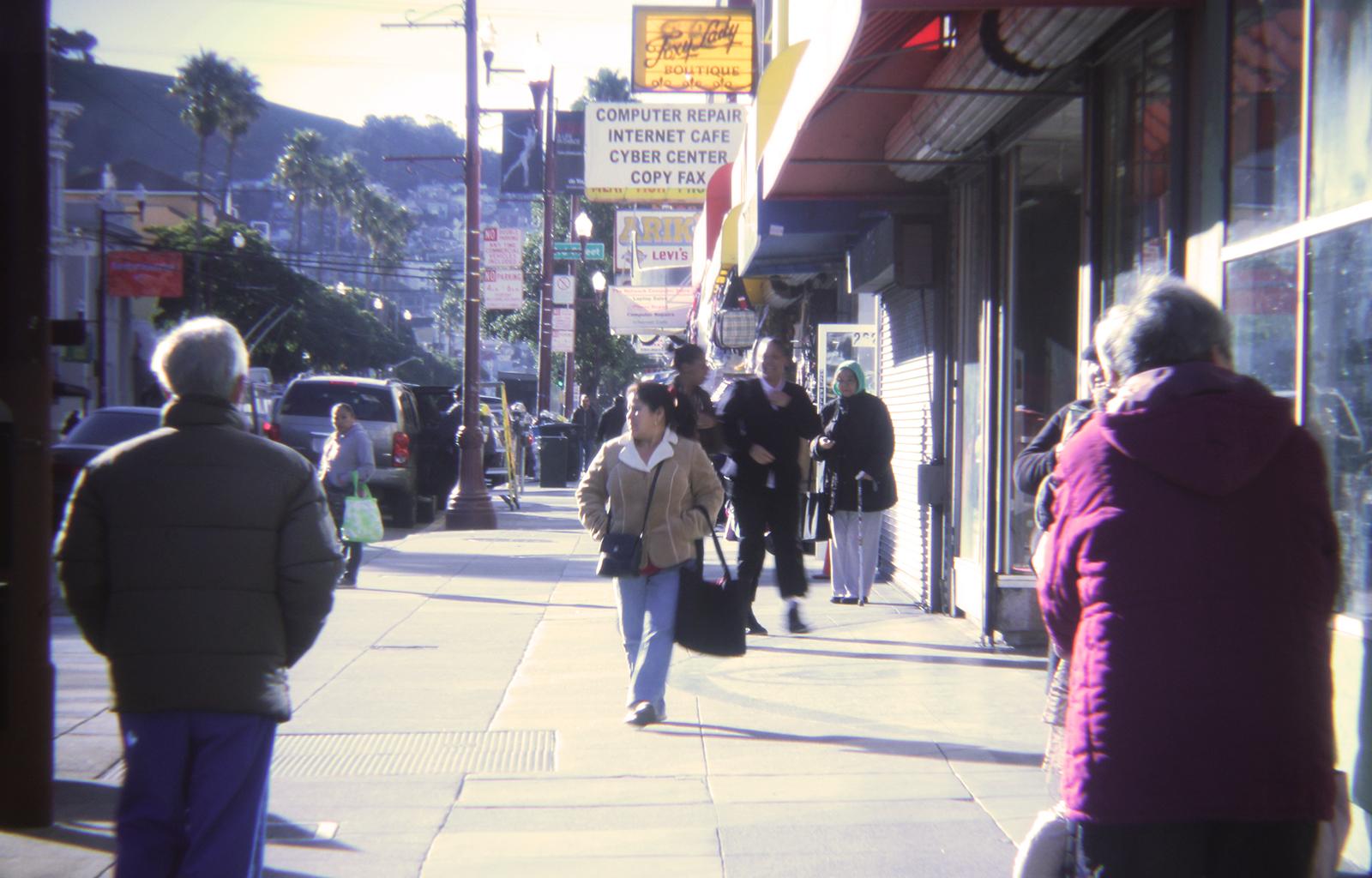 SNAP: Sidewalk
