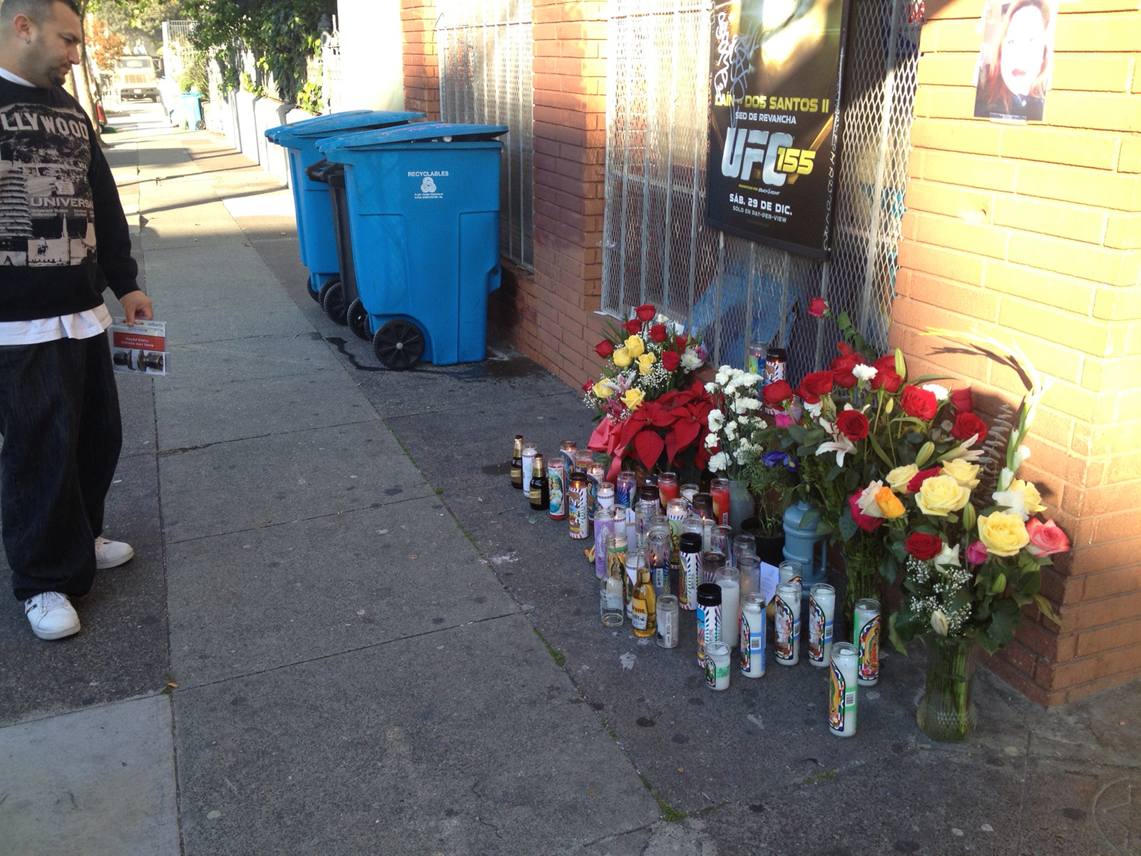 Donations for Collision Victims Accepted at Muzio's