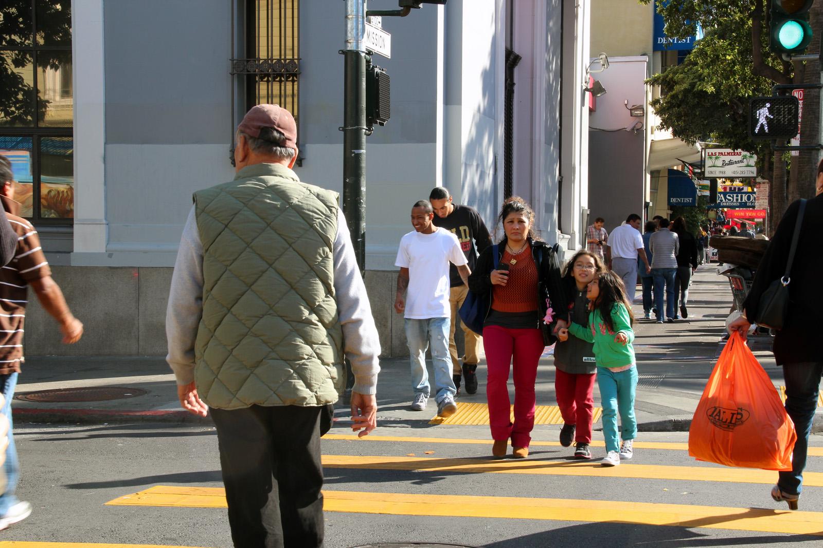 SNAP: Crosswalk