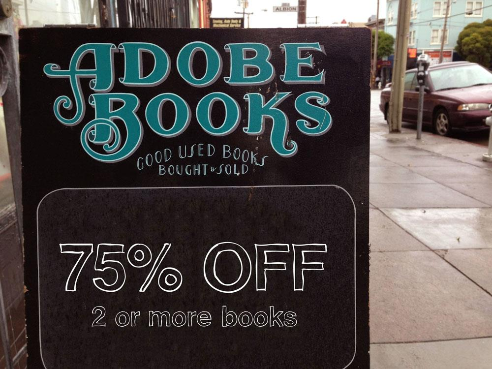Adobe Books On Its Way to Reaching Fundraising Goal