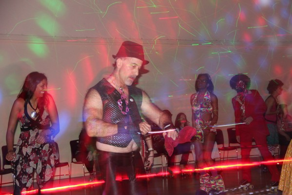 For some, roller disco simply is. No questions asked.