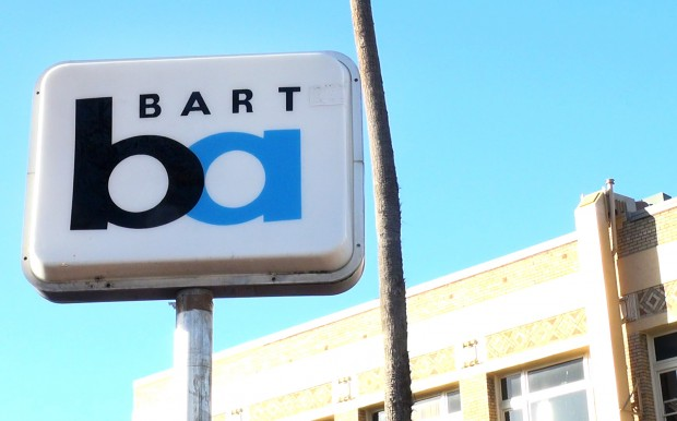 BART's 24th Street Plaza. Photo by Marta Franco.