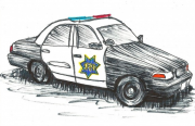 CRIME SKETCH