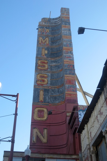 SNAP:  New Mission Theater