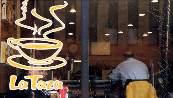 VIDEO: Business Runs in the Family at Cafe La Taza