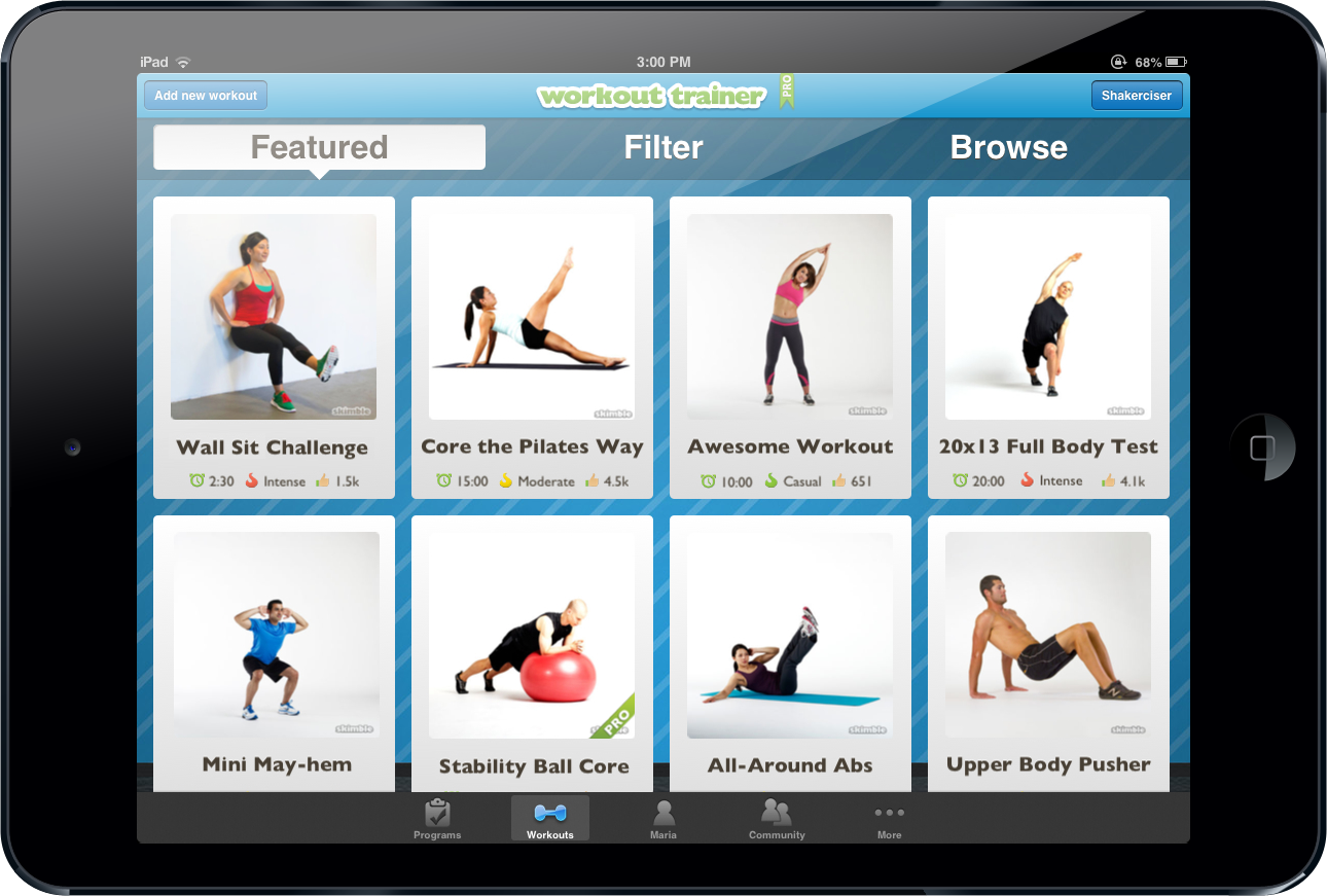 Local Startup Powers Mobile Fitness Movement