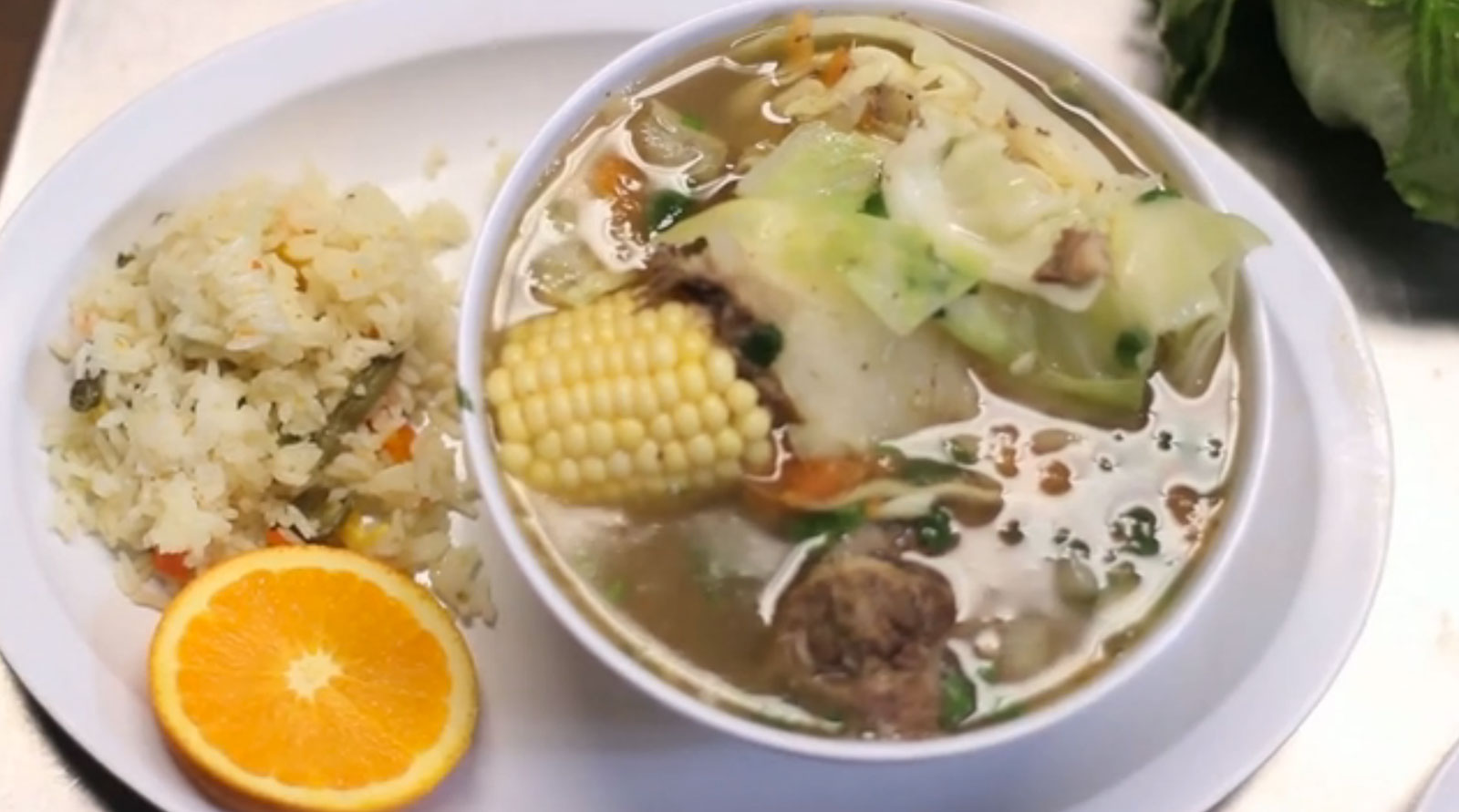 VIDEO: Salvadoran Chef Tells the Story of Her Mission Market Restaurant