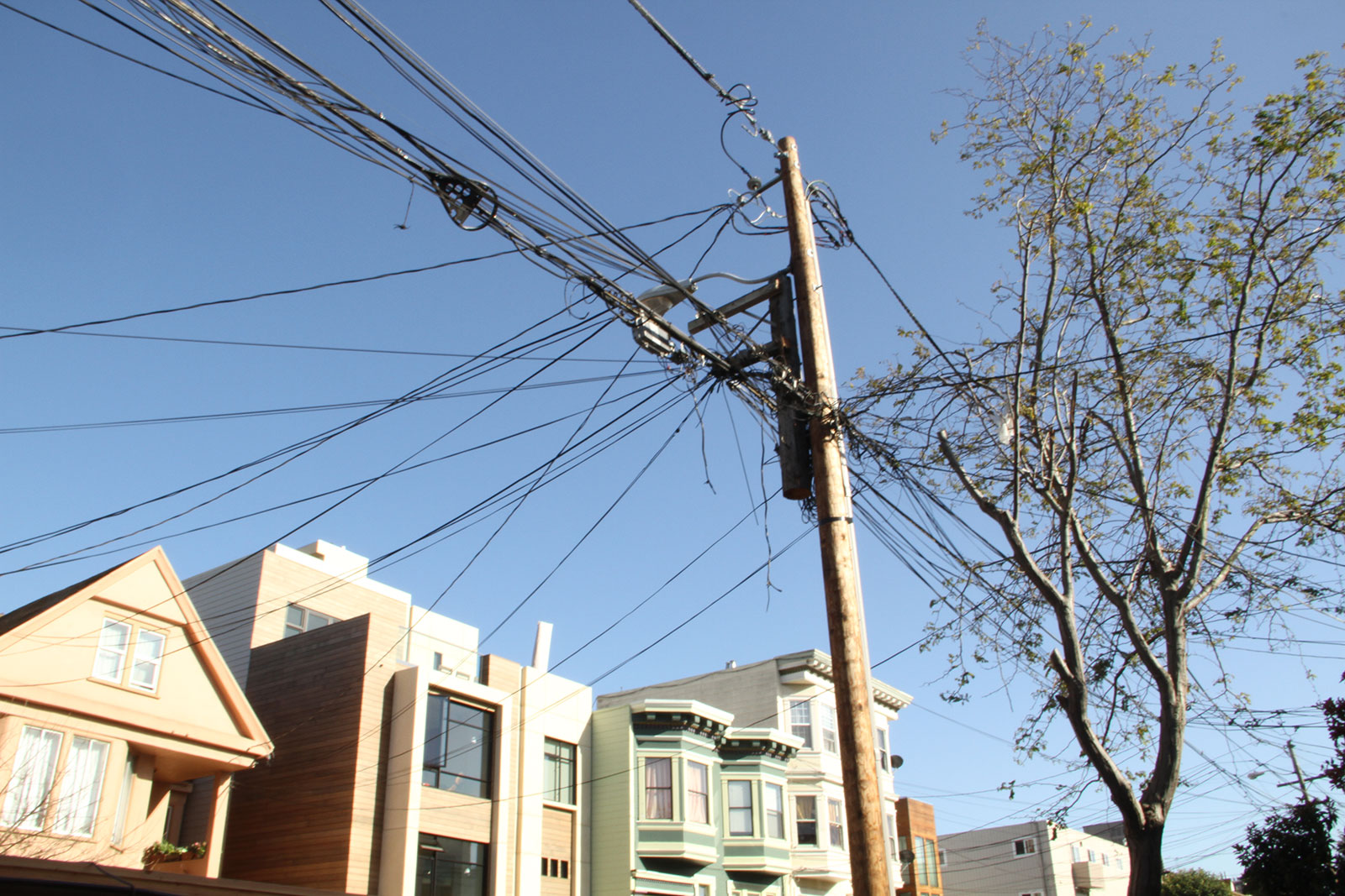 SNAP: The More Wires the Better