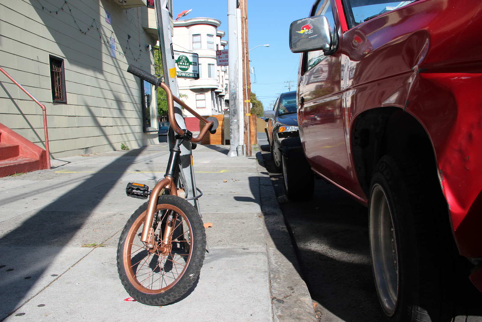 SNAP: The Smallest Bike