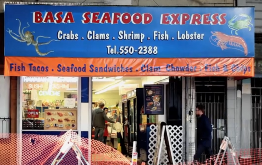 VIDEO: The man behind Basa Seafood Express