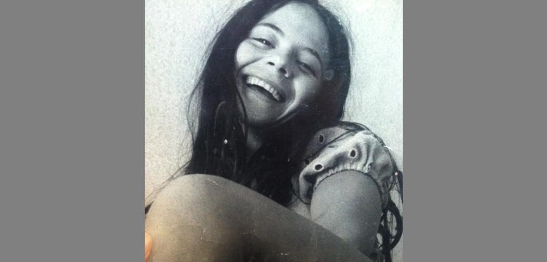 Yvonne Barillas in San Francisco, 1974.