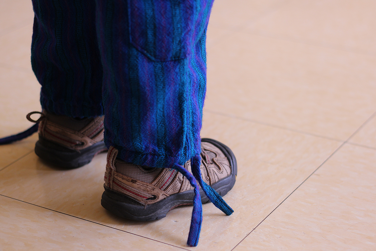 SNAP: Velcro Shoes