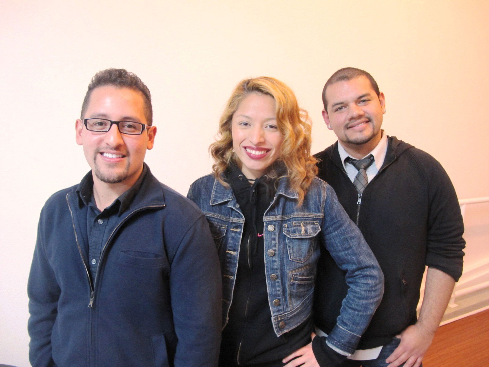Participants in the Lending Circles for Dreamers loan program at Mission Asset fund.