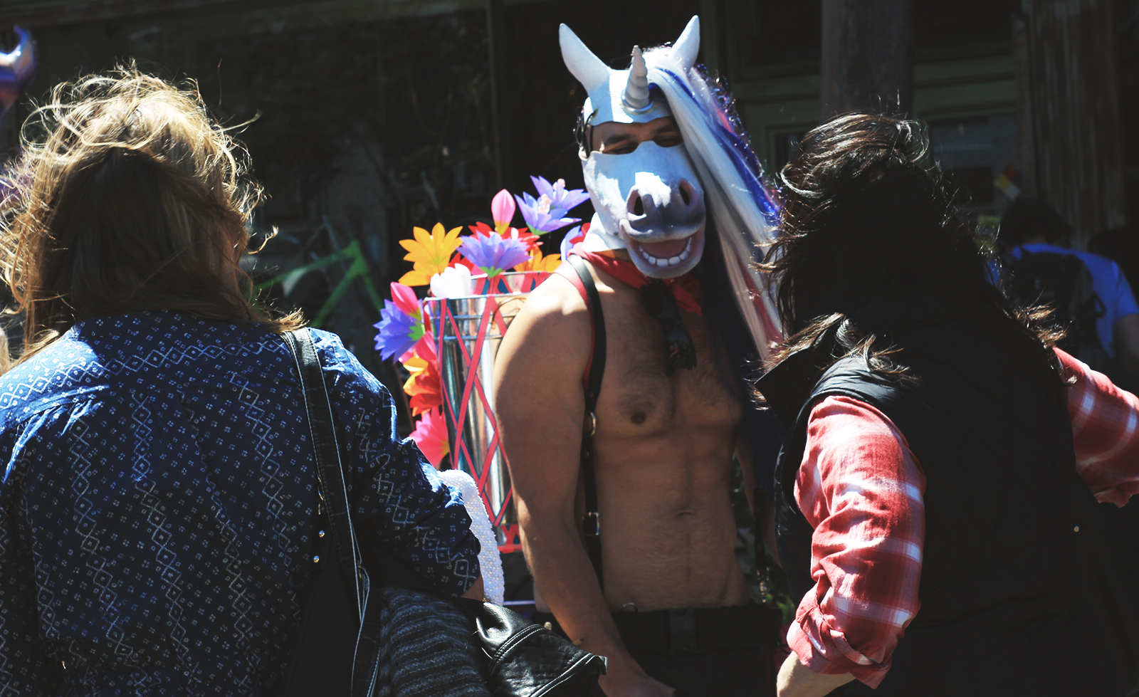 SNAP: Unicorn on Valencia Street