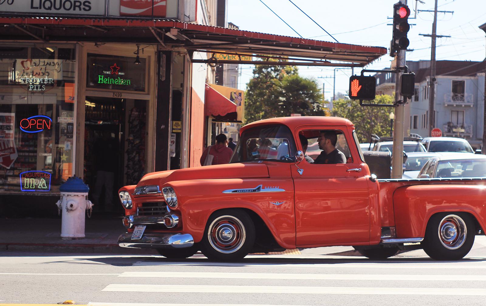 SNAP: Vintage Orange