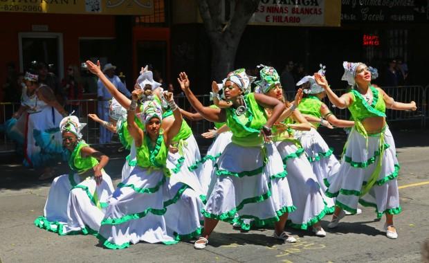 Photo by George Lipp, Carnaval 2013