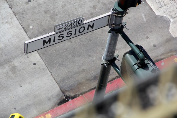 The building lies on the corner of 20th and Mission Streets, where the hustle and bustle of the area is always apparent — and a huge draw for locals and foreigners alike.