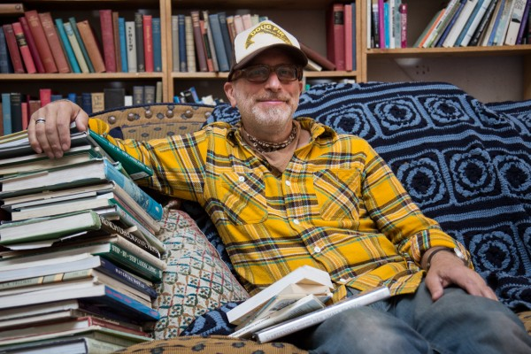 """""""I look at books that are expensive. A book is more attractive when it's cheap."""" Doug Fir."""