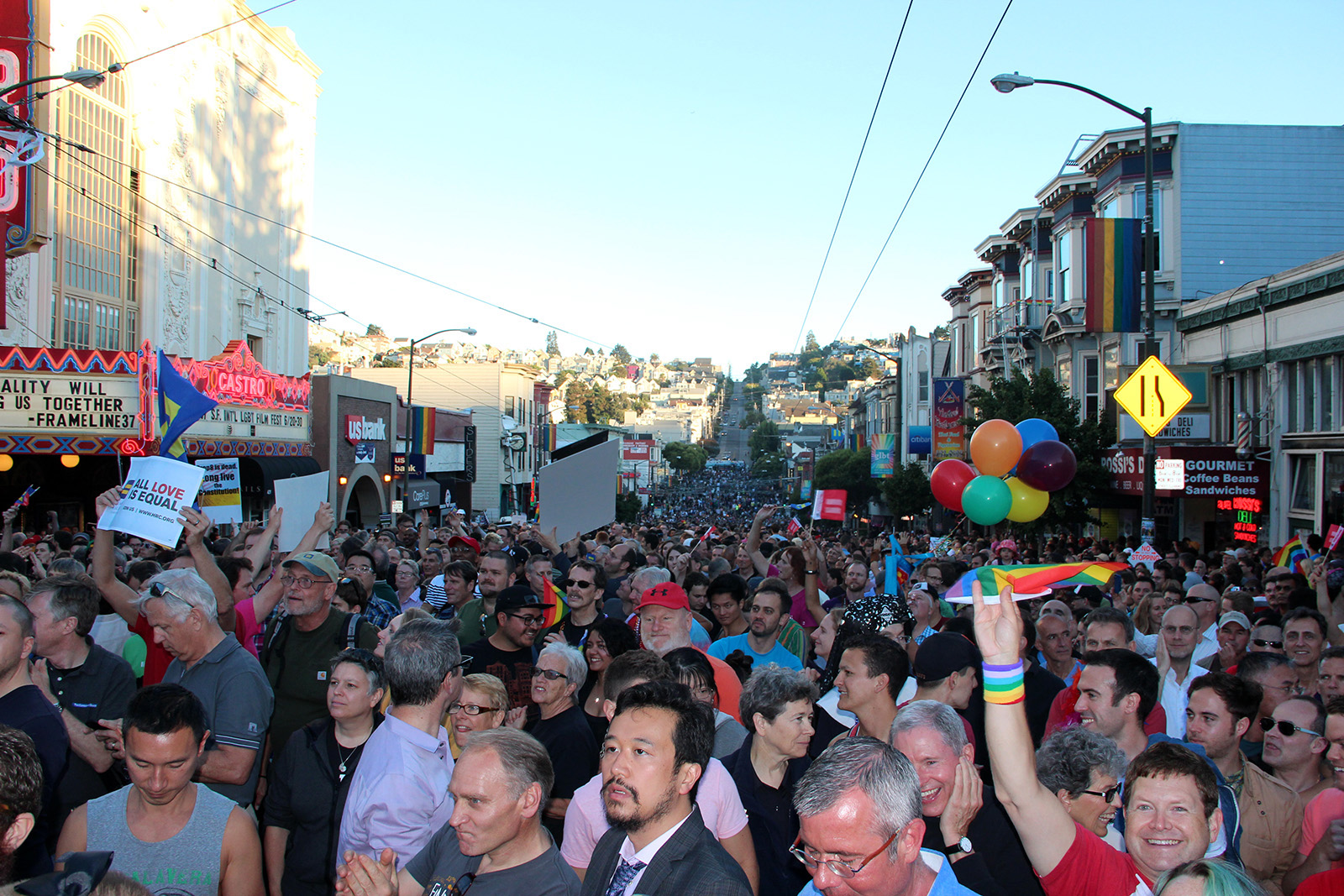 The Castro Celebrates Supreme Court Ruling