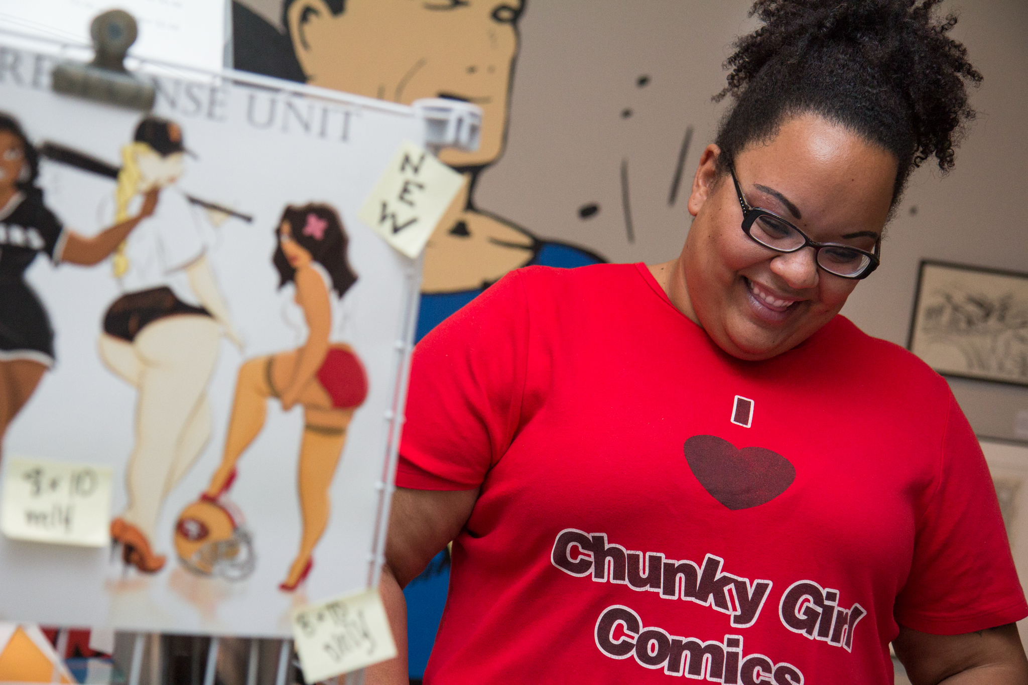 Latinas Discuss Gender Issues in the Comic World