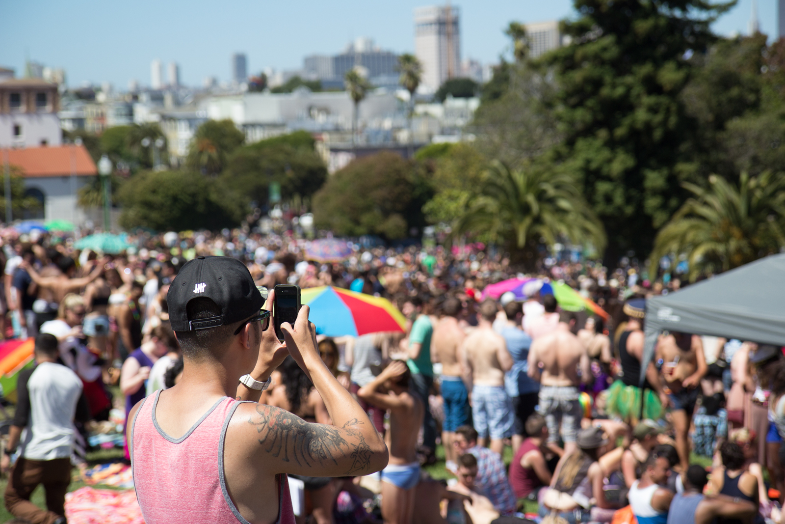 What To Do For Pride 2015 In The Mission