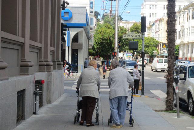 SNAP: Walking Buddies