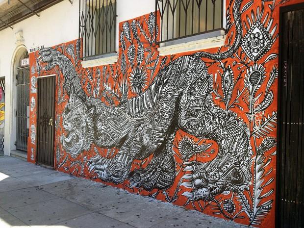 Mural by Zio Ziegler