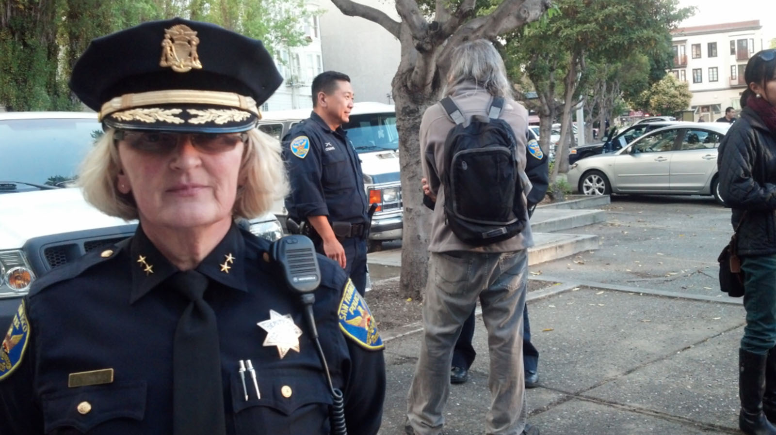 Female SFPD officers given less dangerous assignments than men, report says