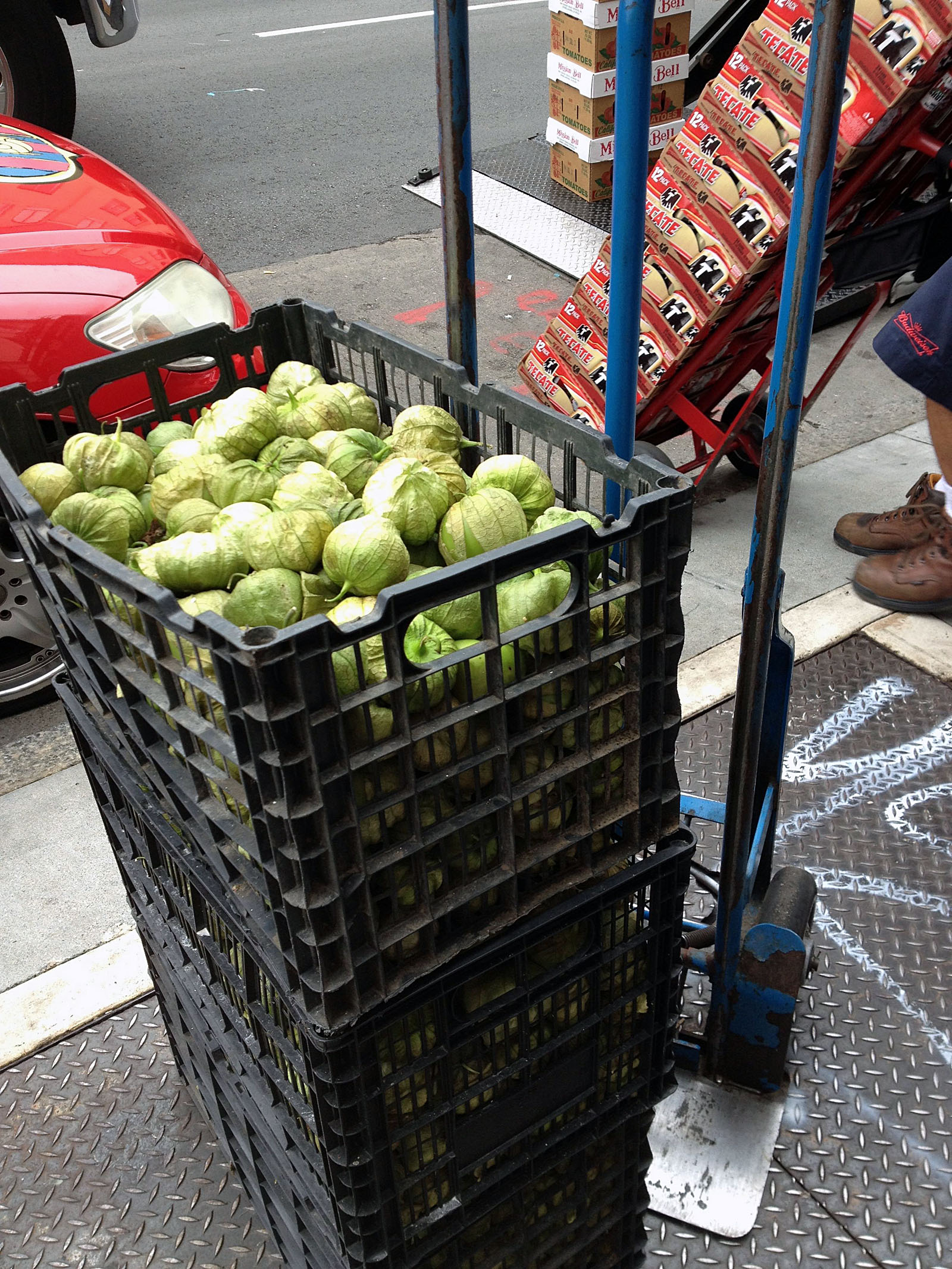 SNAP: Tomatillo Delivery! - Mission Local