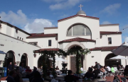 Annunciation Cathedral on Valencia Street hosted their annual Greek Festival over the weekend.