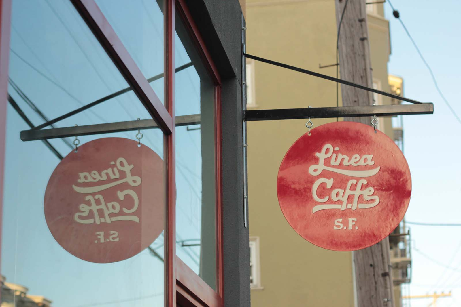 Star-Studded Linea Caffe Opens on 18th Street