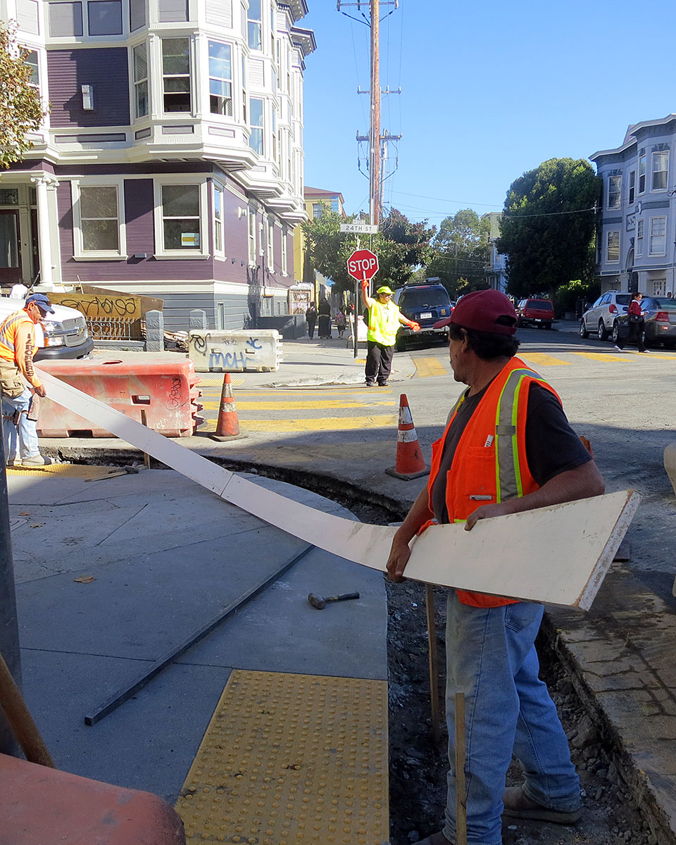 SNAPS: How to Make a Curb