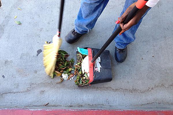SNAP: Clean Sweep