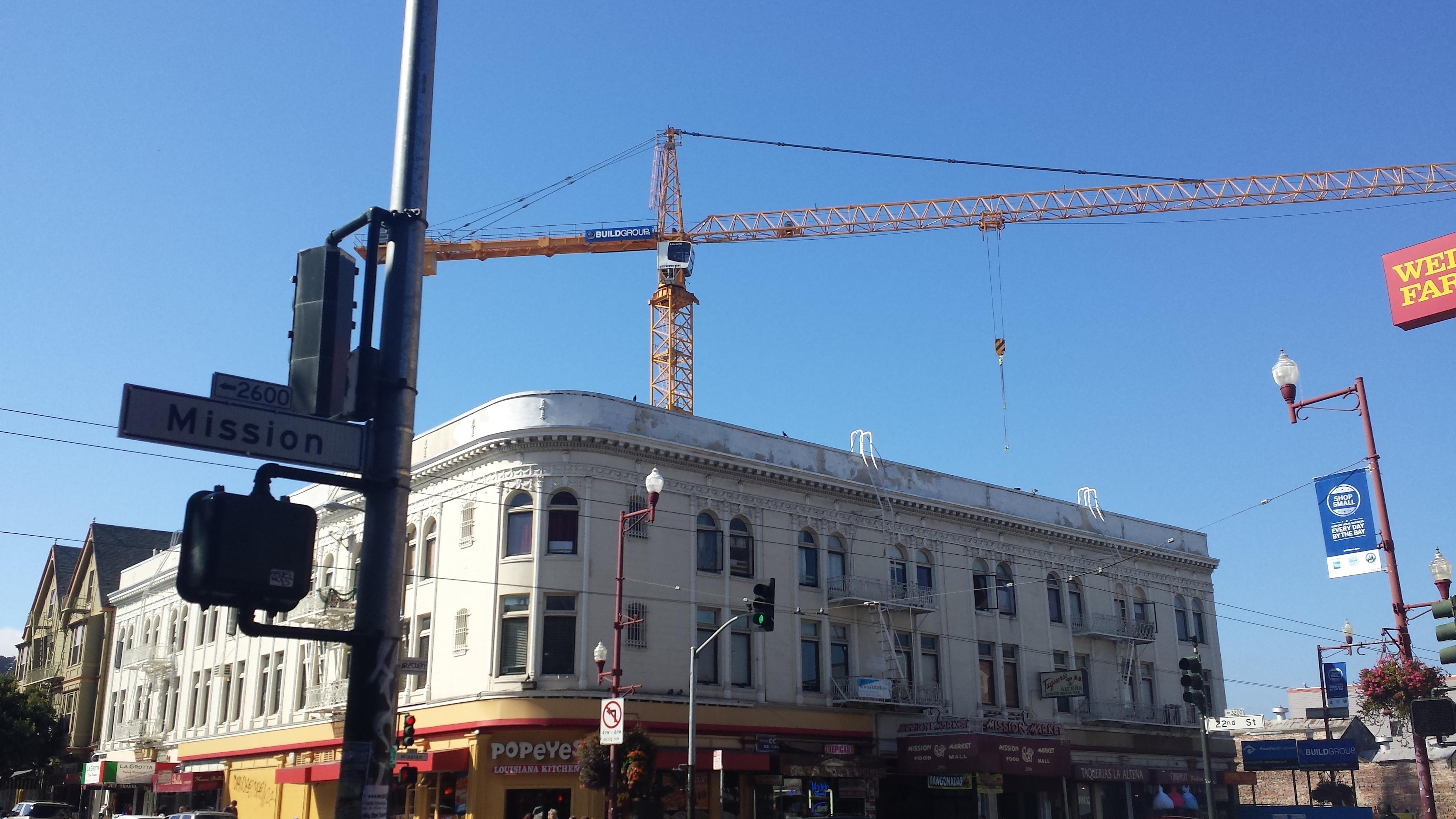 SNAP: Crane
