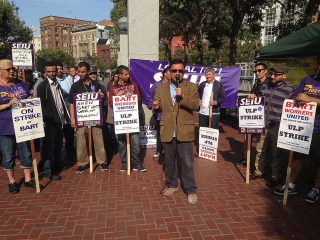 La Huelga de BART Termina, Pero Trabajadores Continúan Lucha por Salarios Más Altos