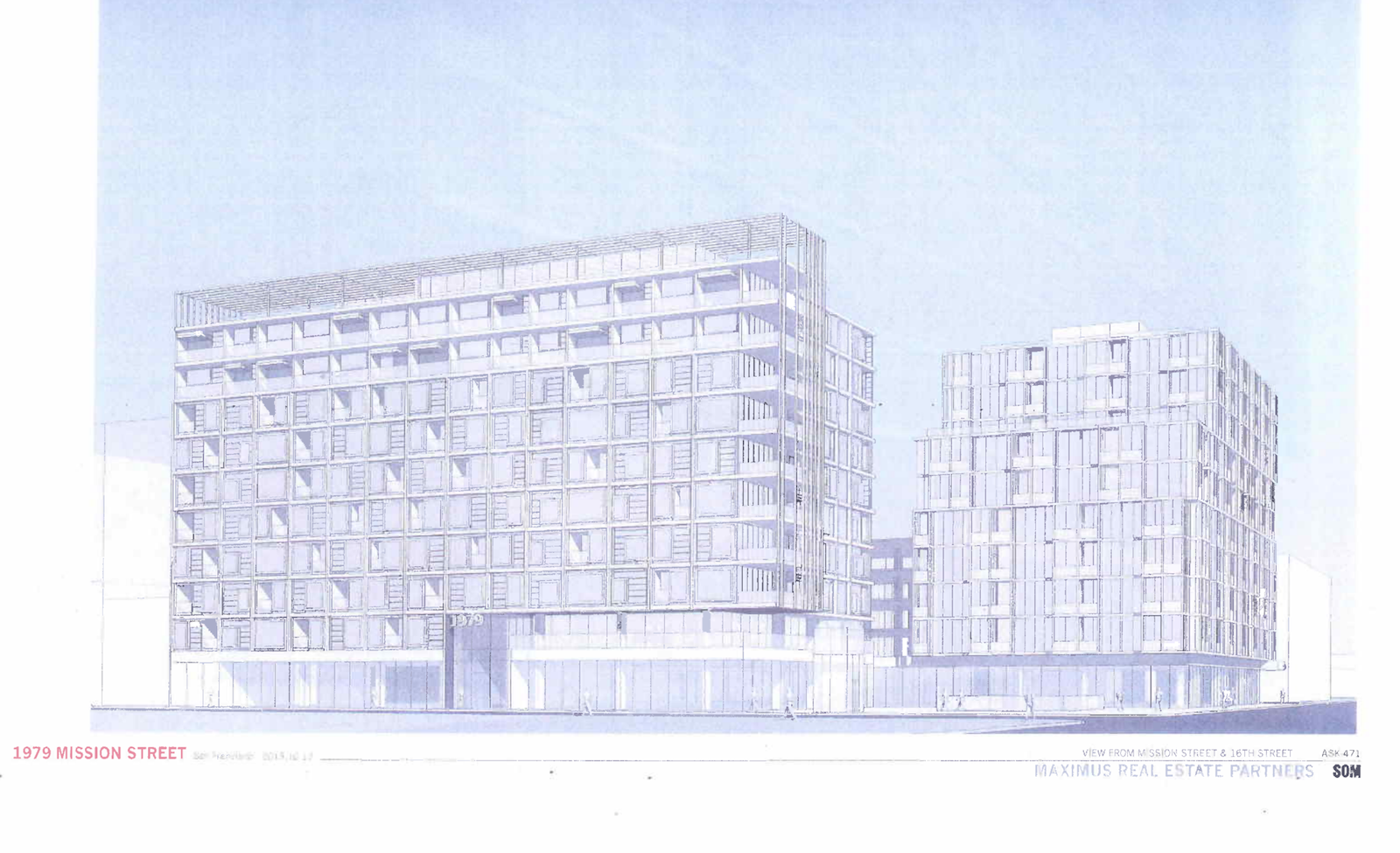High Rise Condos Proposed for 16th and Mission