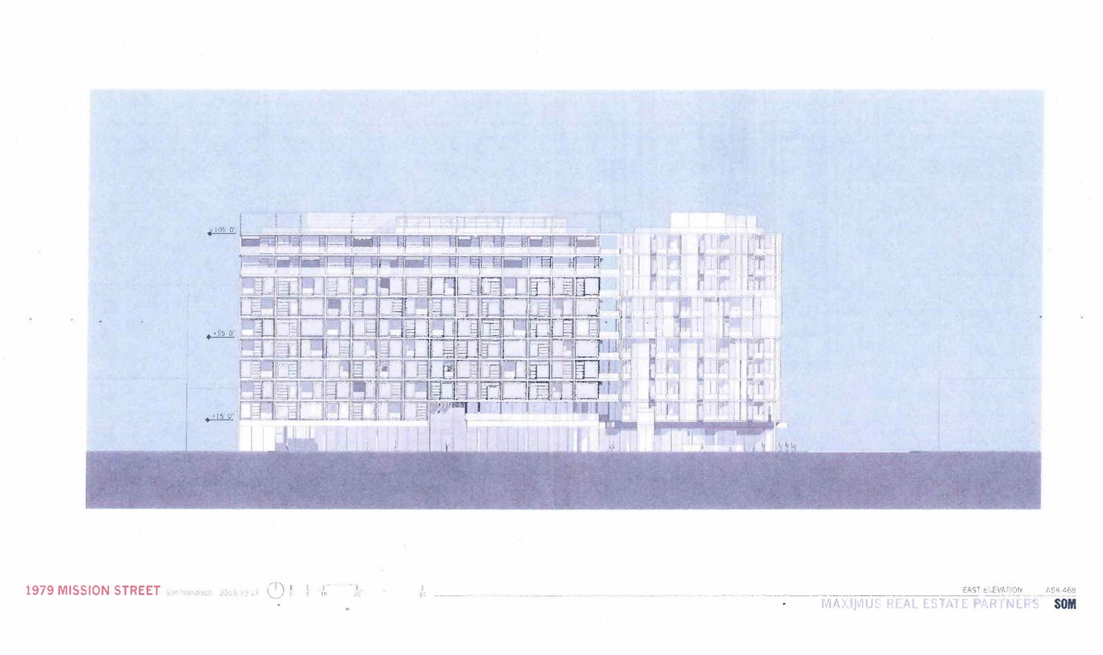 Proponen Torre de Condominios para las Calles 16 y Misión