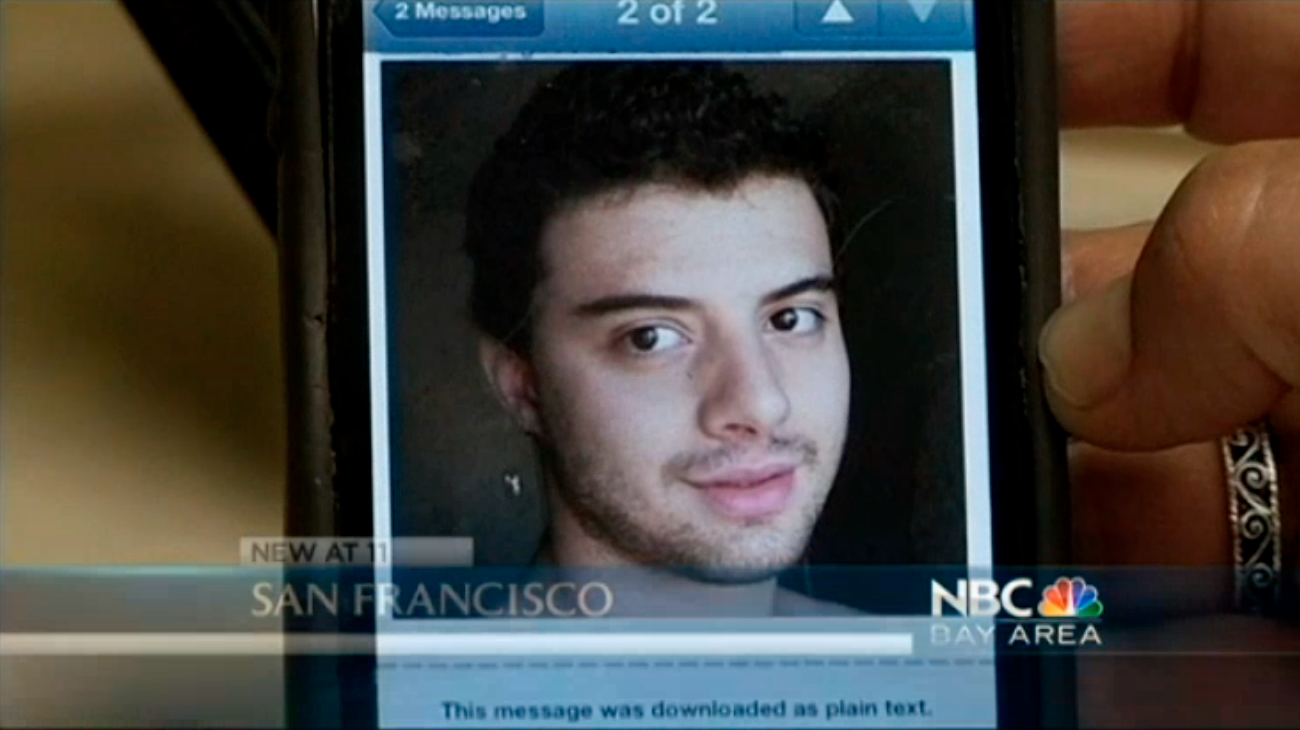 Man Reported Missing After Making Frantic Calls Home