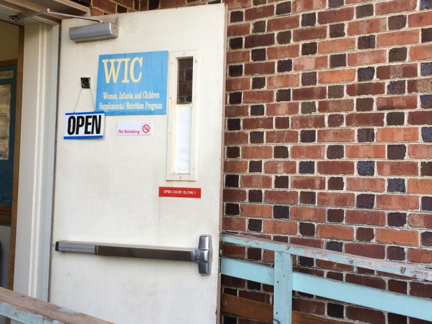 The Special Supplemental Nutrition Program for Women, Infants and Children, known as WIC,  remains open during the government shutdown, for now. Photo by Lynne Shallcross