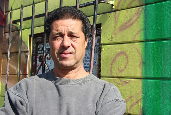 """Decade-long Capp Street resident Hassan said he loves """"everything"""" about the Mission. """"I moved to Switzerland for a little while but I didn't like it. They've got diversity like we do but there it's not an asset. Here we thrive on diversity."""""""