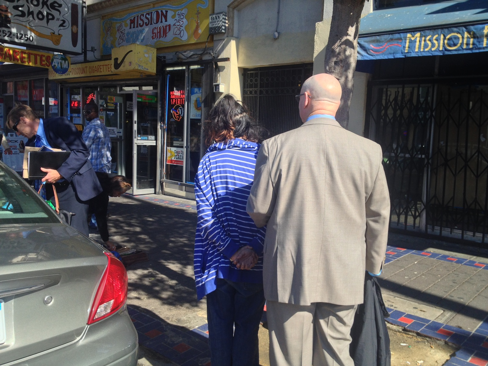 Plaza Arrests Follow 16th and Mission Shooting