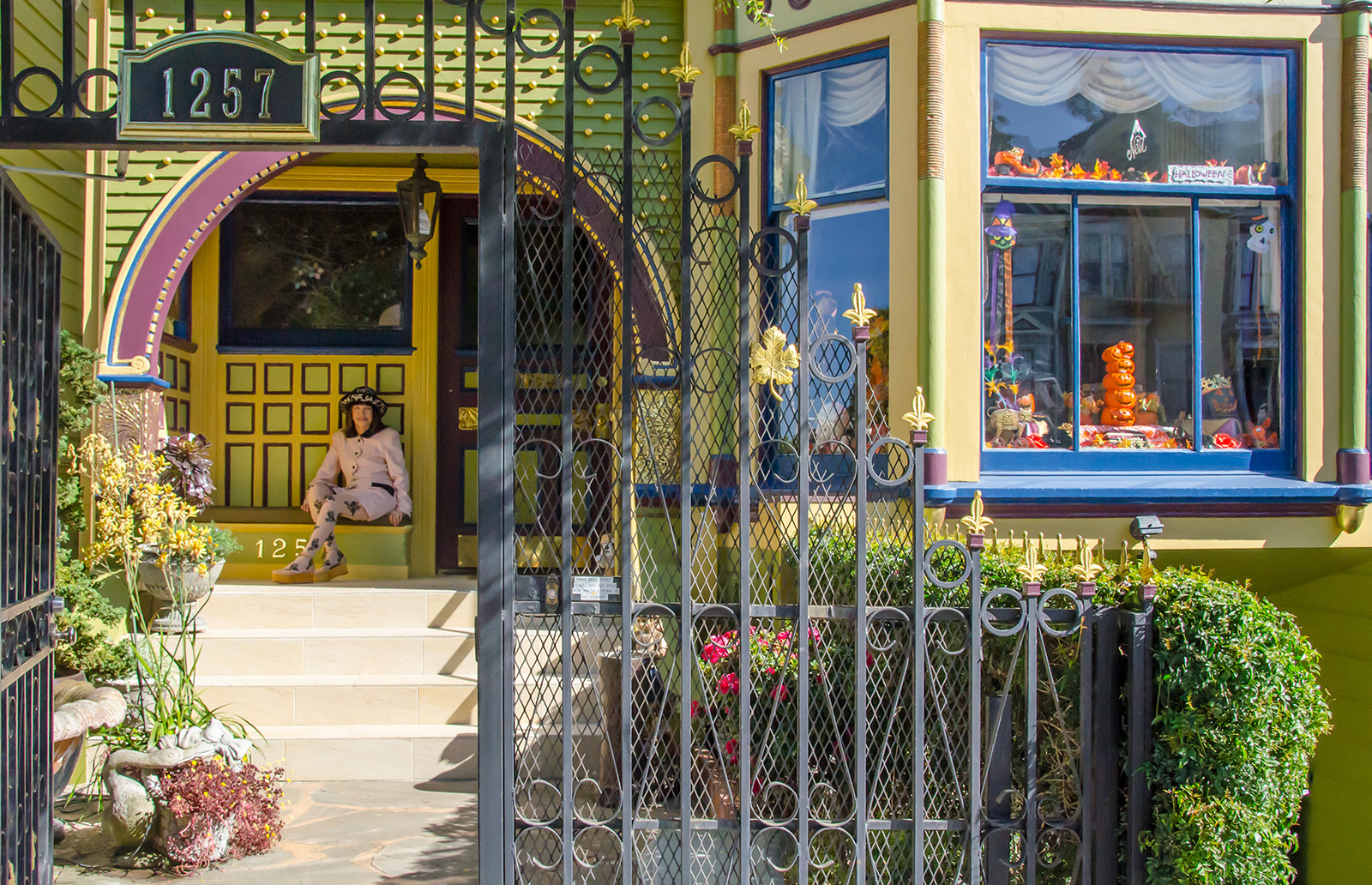 Odd Buildings: Eclectic Style at Bed and Breakfast