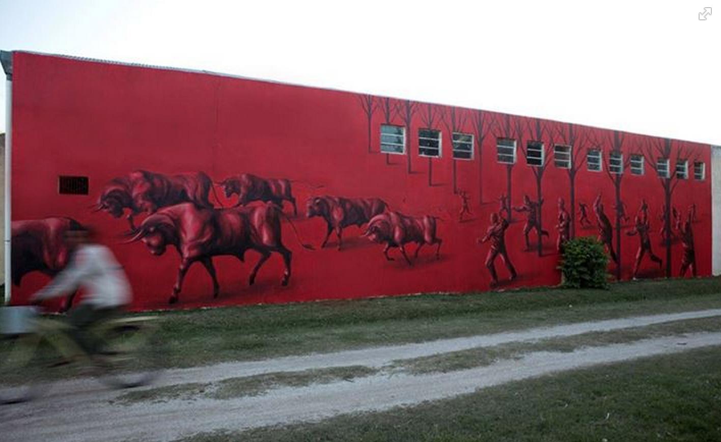 Street Art: Uruguay