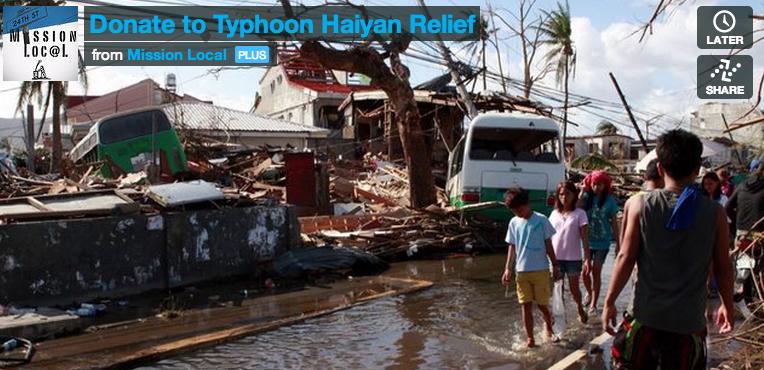Cómo Puede Ayudar a las Víctimas del Ciclón Haiyan