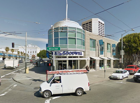 Goodwill to Sell Its S. Van Ness Property