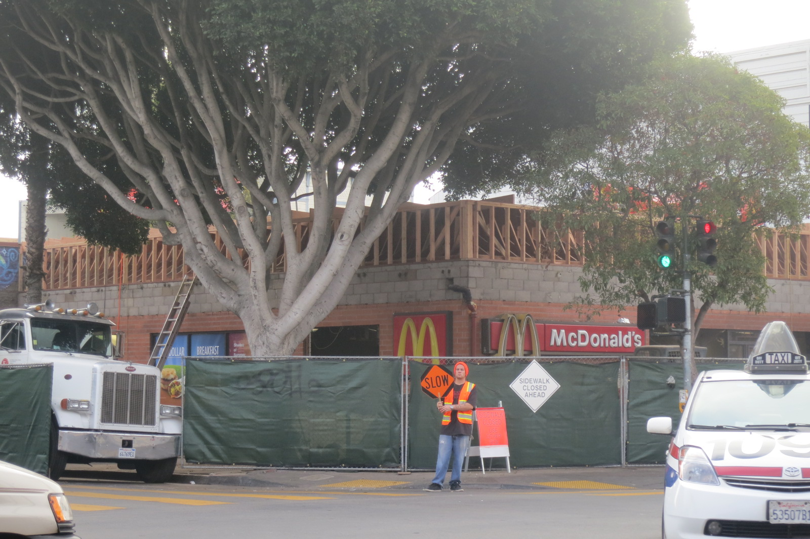 SNAP: McDonald's Makeover